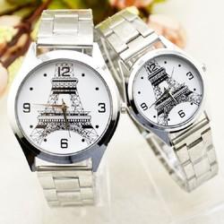 Đồng hồ đôi tình yêu vĩnh cửu - Giá 1 đôi