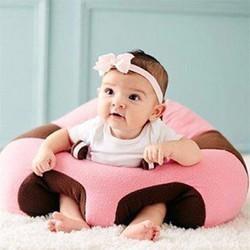 Ghế tập ngồi bằng bông cho bé