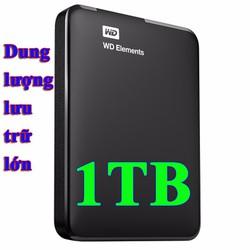 Ổ Cứng Di Động WD 1TB
