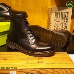 Giày đốc nam cao cổ da bò cao cấp - Xưởng giày Tam Lâm