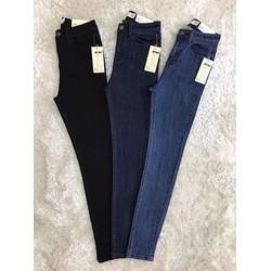 Quần jean nữ form ôm dáng chuẩn 1050