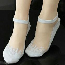 Bộ 10 đôi Tất chân công chúa cổ ngắn