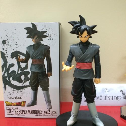 Mô hình figure Son Goku black - Dragon ball