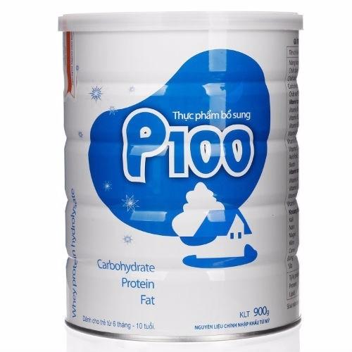 Sữa P100 hộp 900g