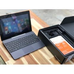 Laptop Asús Transformer T100 Atom 2G SSD 64G Cảm ứng 2in1 Full Hộp