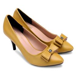 Giày da màu vàng SH5207