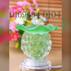 Đèn xông hương tinh dầu thủy tinh- 0169494 0104