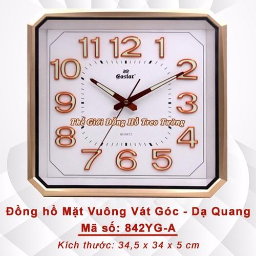 Đồng hồ kim trôi có dạ quang*, hình vuông vát góc, tặng pin maxell - 16927617 , 7903053 , 15_7903053 , 390000 , Dong-ho-kim-troi-co-da-quang-hinh-vuong-vat-goc-tang-pin-maxell-15_7903053 , sendo.vn , Đồng hồ kim trôi có dạ quang*, hình vuông vát góc, tặng pin maxell