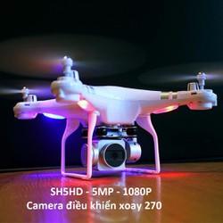 Máy bay flycam SH5HD Camera 1080P điều khiển xoay 270