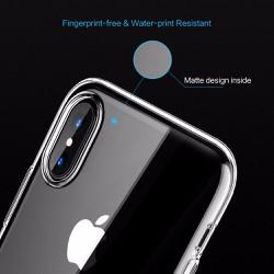 Ốp lưng iPhone X silicon Rock chính hãng giá rẻ