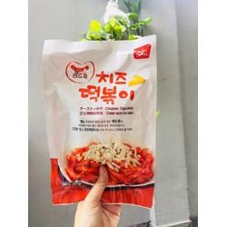 Bánh gạo topokki Hàn Quốc