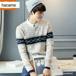 Áo len nam phong cách Hàn Quốc bao chất bao giá hàng có sẵn