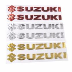 Tem chữ nổi SUZUKI trang trí xe
