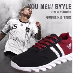 Giày Nam Thể Thao Đẹp,Sneaker,cao,tay,luoi,trang,nu,vans