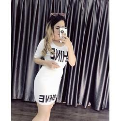 Đầm thun nữ chất lượng