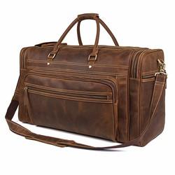 Túi xách du lịch nam da bò CowBoy 629