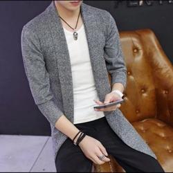 Áo cardigan len dáng dài cực chất  ZAVANS