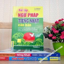 Sách Bài tập ngữ pháp tiếng Nhật căn bản