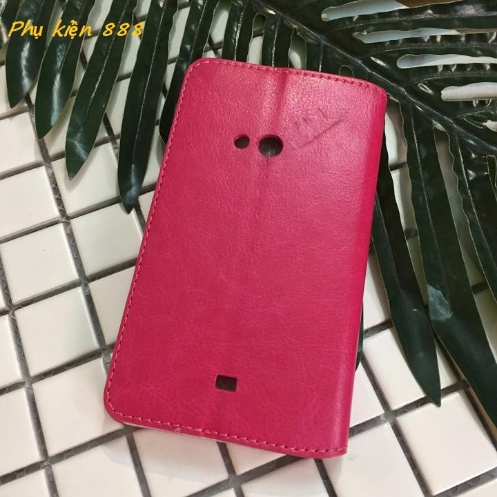 Bao da NOKIA Lumia N625 hiệu Alis 1