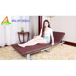 Giường gấp Hàn Quốc di động dùng cho nhà ở, văn phòng, khách sạn....