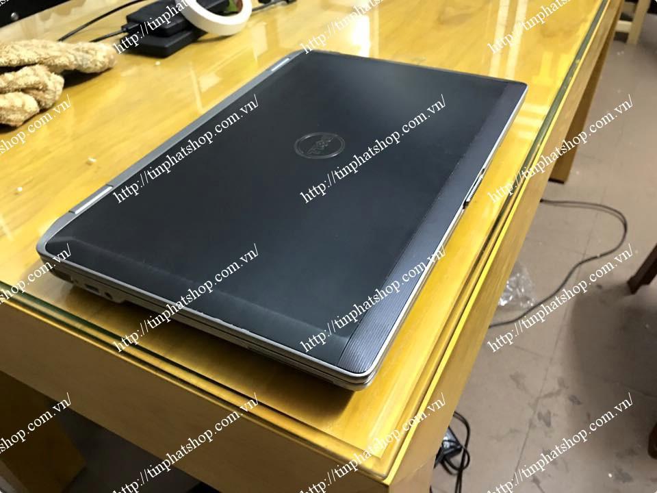 Laptop Dell latitude E6520 i5-4-320 - thiết kế đồ sộ và vững vàng 4