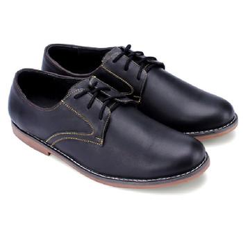 Giày nam thời trang màu đen