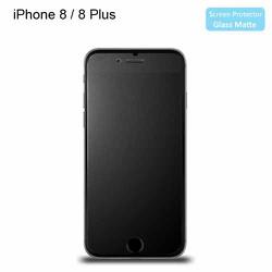 Miếng dán kính cường lực nhám iPhone 8 8Plus