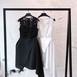 váy ren thiết kế cực hot
