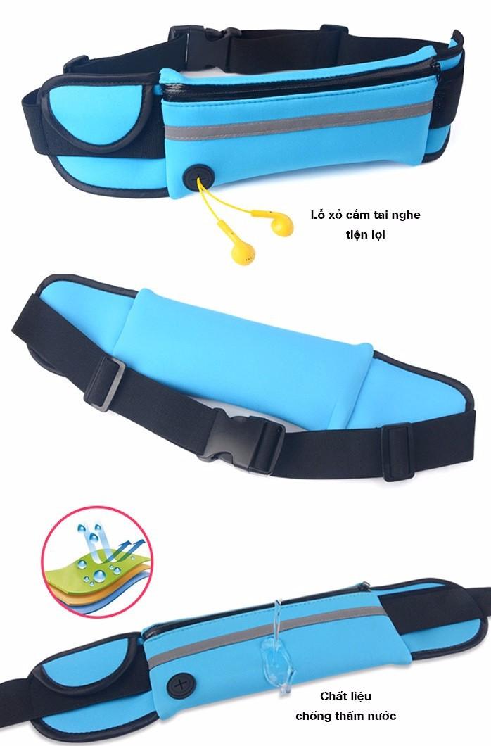 Túi đeo hông chạy bộ 3
