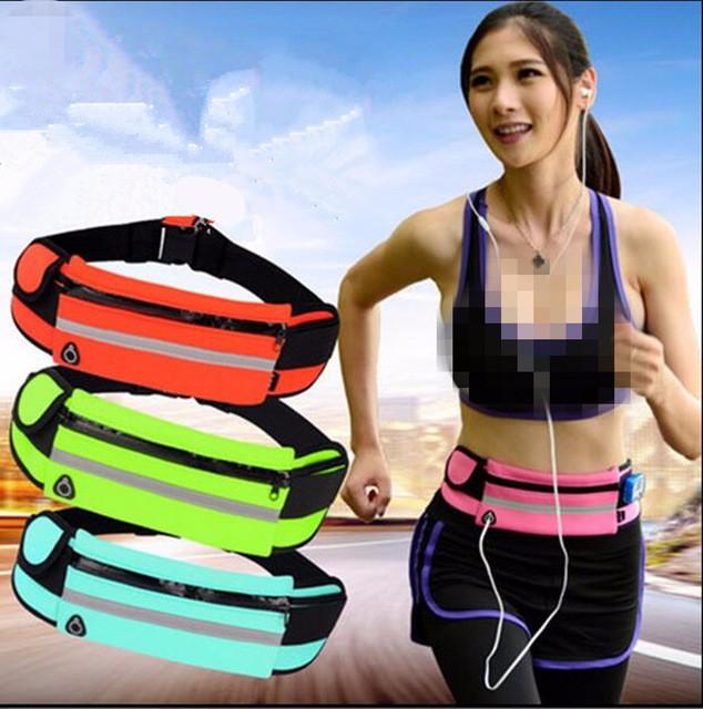 Túi đeo hông chạy bộ 1