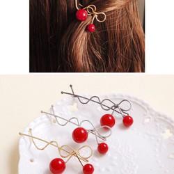 Kẹp tóc Cherry cực xinh