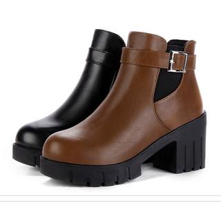 giày bốt nữ giày thời trang nữ hàn quốc WGB4 - WGB4 thumbnail