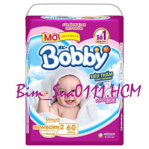 Tã lót sơ sinh bobby newborn 2-60 tặng thêm 6 miếng tã quần - 13091900 , 7936460 , 15_7936460 , 110000 , Ta-lot-so-sinh-bobby-newborn-2-60-tang-them-6-mieng-ta-quan-15_7936460 , sendo.vn , Tã lót sơ sinh bobby newborn 2-60 tặng thêm 6 miếng tã quần