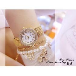 Đồng hồ nữ Bee Sister mẫu mới đẹp lung linh