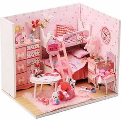 Q003- phòng bé nội thất