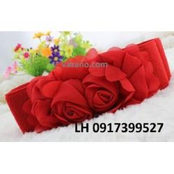 dây nịt thắt lưng nữ bản rộng – Thắt lưng dây nịt bản rộng – HKTL24