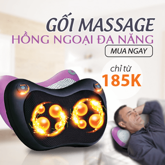 Gối Massage