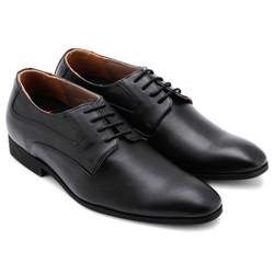 Giày tăng chiều cao màu đen