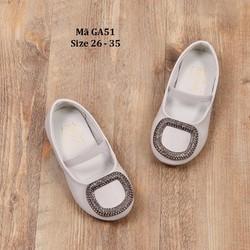 Giày búp bê xinh xắn cho bé gái 3 - 10 tuổi GA51