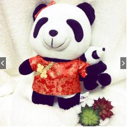 Set 2 gấu Panda cực yêu