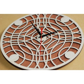 Đồng hồ treo tường Họa Tiết 1 - NLS-Dho-HoaTiet-01
