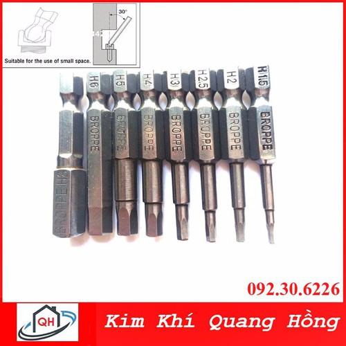 Bộ 8 đầu lục giác cho khoan pin và khoan điện - 7740997 , 7935655 , 15_7935655 , 99000 , Bo-8-dau-luc-giac-cho-khoan-pin-va-khoan-dien-15_7935655 , sendo.vn , Bộ 8 đầu lục giác cho khoan pin và khoan điện