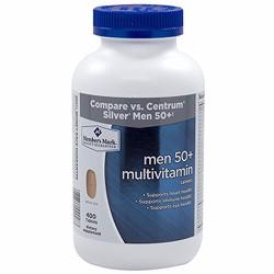 Thuốc bổ sung Vitamin cho Nam trên 50 tuổi