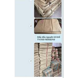 Chuyên sỉ tất cả các loại giấy, giấy thấm dầu, giấy ăn, ..