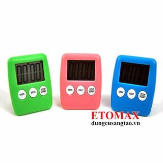 Đồng hồ bấm giờ đếm ngược điện tử mini v1 - DHBGV1 thumbnail
