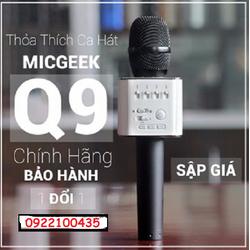Mic Karaoke Bluetooth Q9