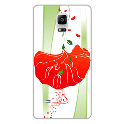 Ốp Lưng Sam Sung Galaxy Note 4 - HOA ANH TUC