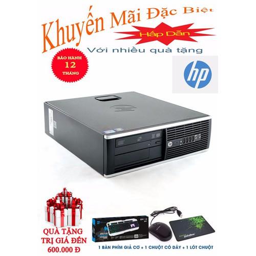 Máy đồng bộ HP Compaq 8300 SFF Core i5,4GB DDR3, ổ cứng 250GB