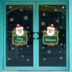 Decal trang trí Giáng Sinh-Noel 13