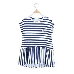 Đầm thời trang HT sọc bé gái đuôi cá xuất khẩu- size 120